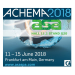 ACHEMA 2018: we will attend it!