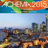 GRAZIE per aver visitato il nostro stand ad Achema 2015, Francoforte